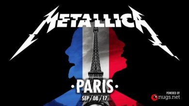 Photo of Metallica: Live in Paris, France – September 8, 2017